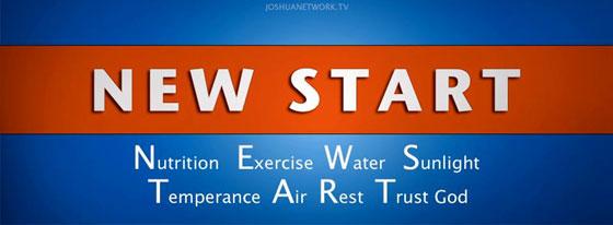 new start site